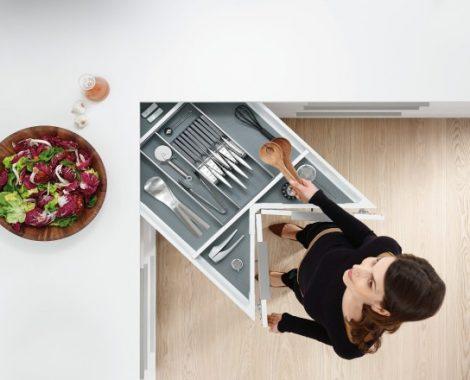 Кухонный инвентарь всегда под рукой