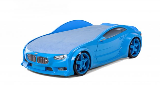 BMW blu