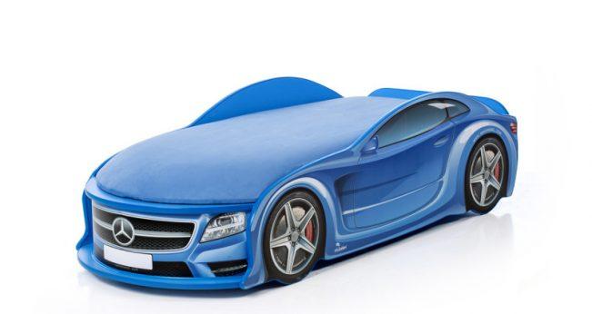 mercedes blu