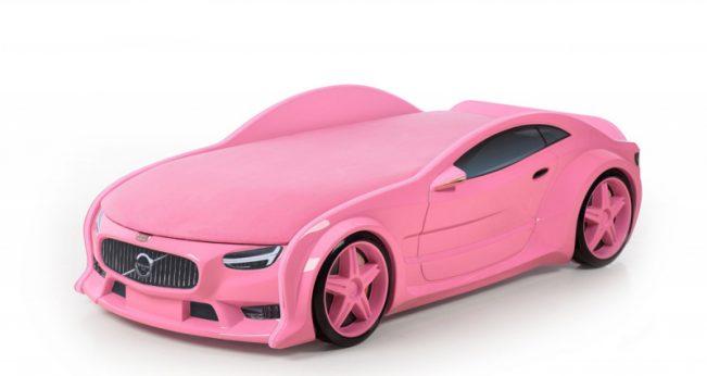 Volvo pink
