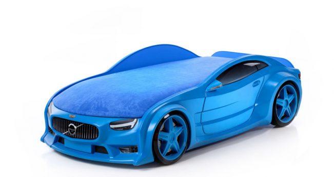 Volvo blu